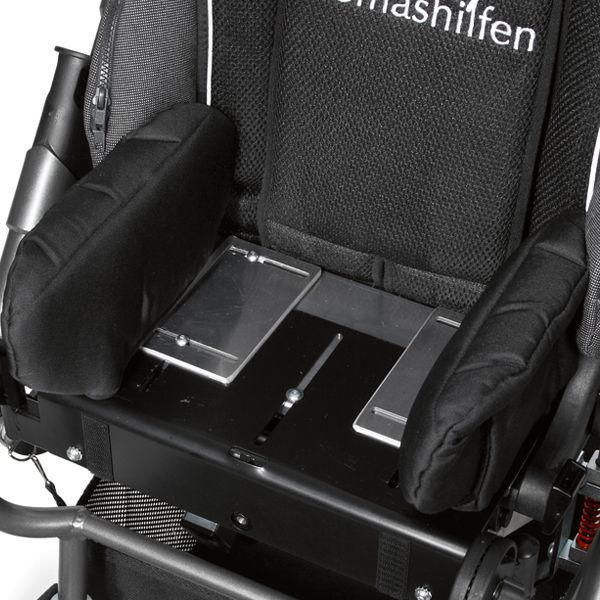 Growth adjustable seat depth and width