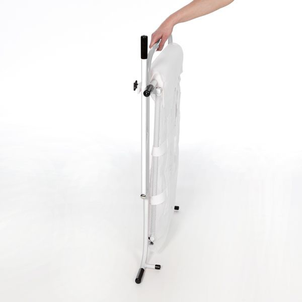 The Simplex is narrow, compact and easy to stow